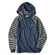 Vans® Striped Raglan-Sleeve Pullover Hoodie - Boys 8-20