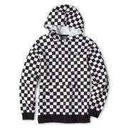 Vans® Checkered Pullover Hoodie - Boys 8-20