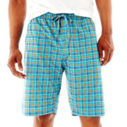 IZOD® Knit Pajama Shorts