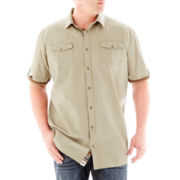 i jeans by Buffalo Mearl Short-Sleeve Woven Shirt-Big & Tall