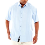 Nat Nast® Seams So Fine Silk-Tencel® Shirt–Big & Tall