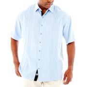 Nat Nast® Seams So Fine Silk-Tencel® Shirt–Big & Tall