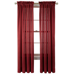 Royal Velvet® Hilton Rod-Pocket Curtain Panel
