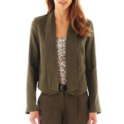 MNG by Mango® Linen Jacket