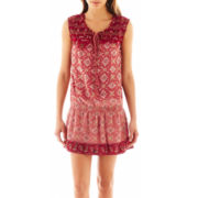 MNG by Mango® Print Ombré Dress