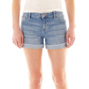a.n.a® Denim Cut-Off Shorts