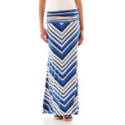 i jeans by Buffalo Striped Maxi Skirt