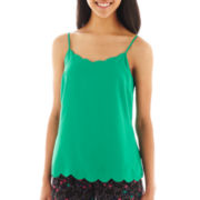 I 'Heart' Ronson® Scalloped Cami