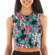 I 'Heart' Ronson® Sleeveless Crop Top