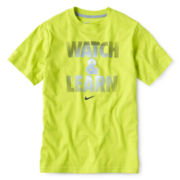 Nike® USA Swoosh Graphic Tee - Boys 8-20