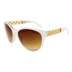 Olsenboye® Heart-To-Heart Cat-Eye Sunglasses