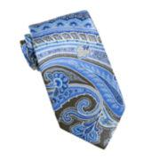 Stafford® Cassidy Print Paisley Tie