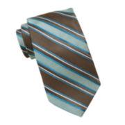 Stafford® Truckin Stripe Tie