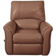 Olson Faux Leather Recliner