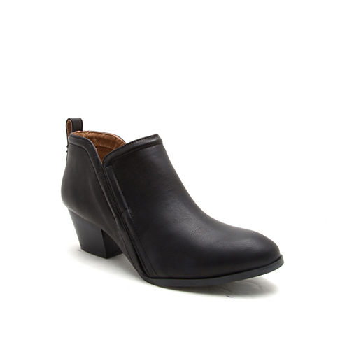 Qupid Travis-04 Womens Bootie