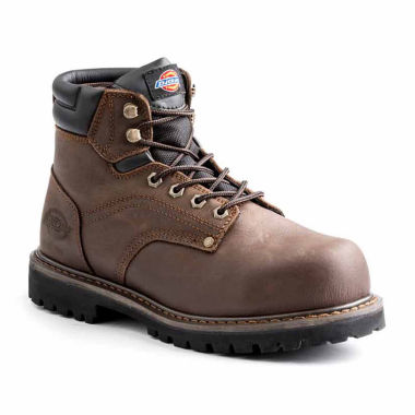 Dickies Ratchet Mens Slip Resistant Steel Toe Work Boots - JCPenney