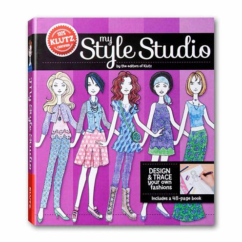 Klutz My Style Studio