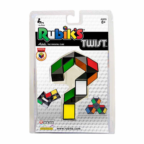 Winning Moves Rubik's Twist Brainteaser