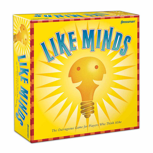 Pressman Toy Like Minds Game