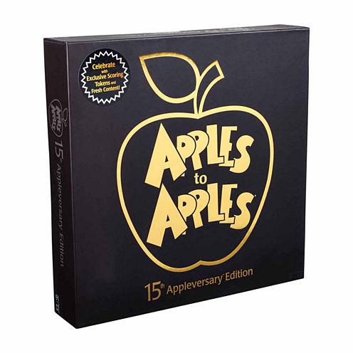 Mattel Apples to Apples 15th Appleversary Edition