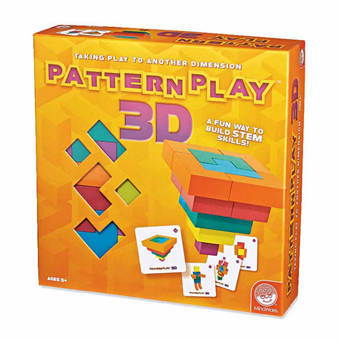 MindWare Pattern Play 3D