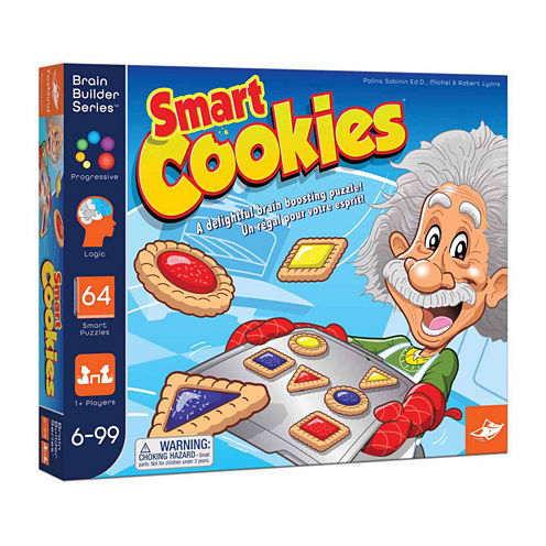 FoxMind Games Smart Cookies