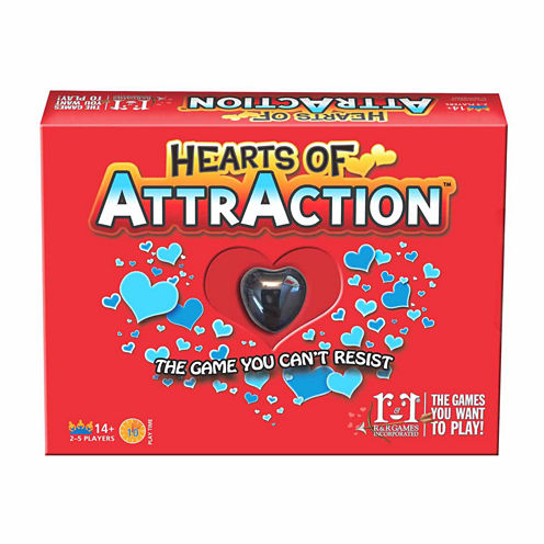 R and R Games Hearts of AttrAction