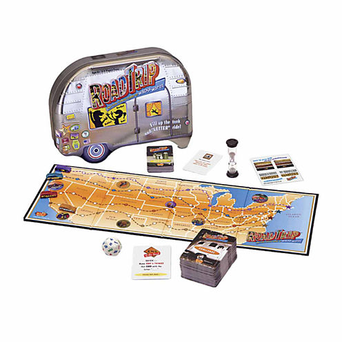 Daddy-O Road Trip Board Game