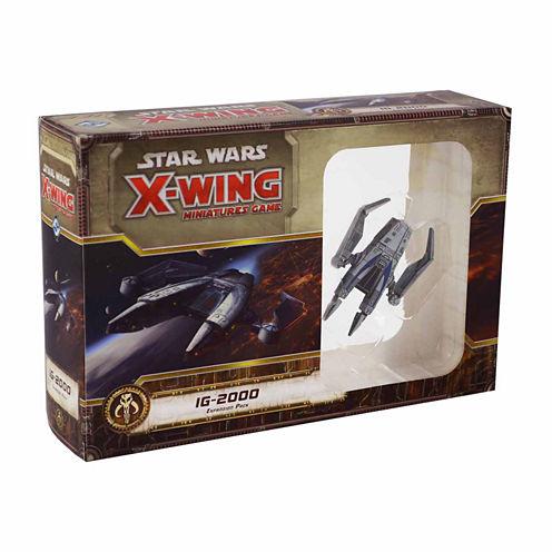 Fantasy Flight Games Star Wars X-Wing Miniatures Game - IG-2000 Expansion Pack