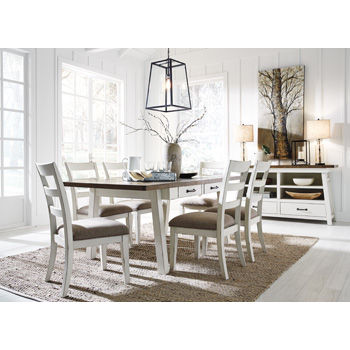 Signature Design by Ashley Stownbranner Dining Room Table JCPenney