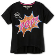 Dreampop® by Cynthia Rowley Jewel Graphic Tee - Girls 7-16