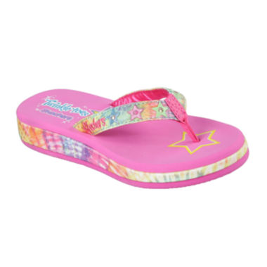 jcpenney.com | Skechers® Twinkle Toes Girls Sunshines Sandals - Little Kids