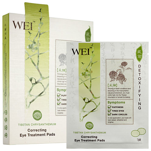 Wei Tibetan Chrysanthemum Correcting Eye Treatment Pads