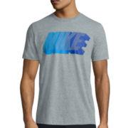 Nike® Gradient Block Tee