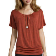 Alyx® Malone Short-Sleeve Knit Top