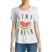 I 'Heart' Ronson® Short-Sleeve Screen Tee