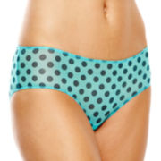 Ambrielle® Mesh Hipster Panties