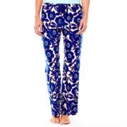 Liz Claiborne® Pajama Knit Pants