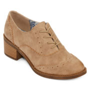 Pop Moment Lace-Up Oxfords
