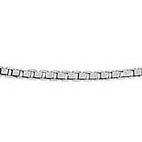 Silver Reflections™ Sterling Silver Box Chain Necklace