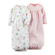 Carter's® 2-pk. Floral Gowns - Baby Girls newborn-24m