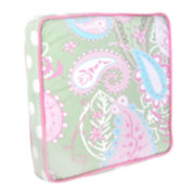 My Baby Sam Pixie Baby In Pink Throw Pillow