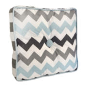 My Baby Sam Chevron Throw Pillow