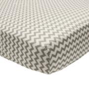 The Peanut Shell® Petit Nest Henri Fitted Crib Sheet