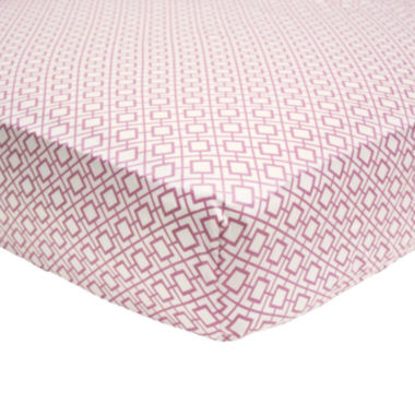 jcpenney.com |  Petit Nest Sophie Fitted Crib Sheet
