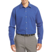 Van Heusen® Traveler Long-Sleeve Button-Front Shirt