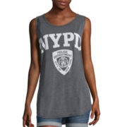 Mighty Fine NYPD Muscle Tank Top