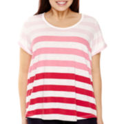 a.n.a® Relaxed Fit Boyfriend T-Shirt - Plus