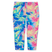 Total Girl® Capri Leggings - Girls 7-16 and Plus