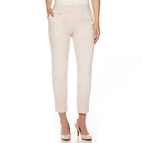 Worthington® Coin-Pocket Ankle Suit Pants